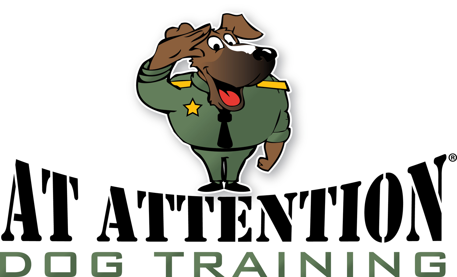At Attention Dog Training